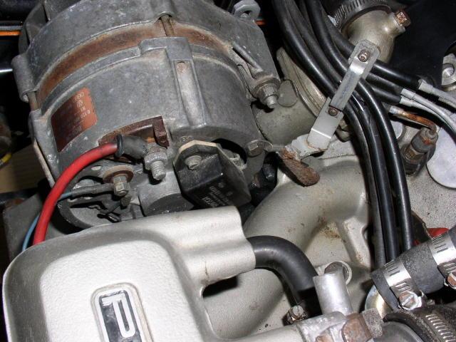 porsche 924 fuse box layout 1979 porsche 924 wiring alternator 924board.org :: view topic - alternator, or voltage regulator?