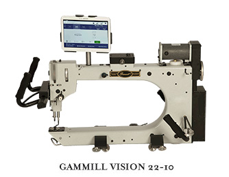 Gammill Twenty Two Longarm Quilting Machine